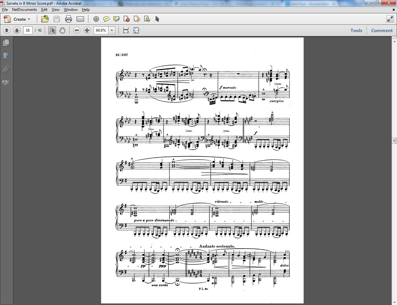 an analysis of liszt sonata Franz schubert (germany, 1797): sonata in a major, d959 ferencz liszt: sonata in b minor  violin sonatas johannes brahms: violin sonata in a major op100.