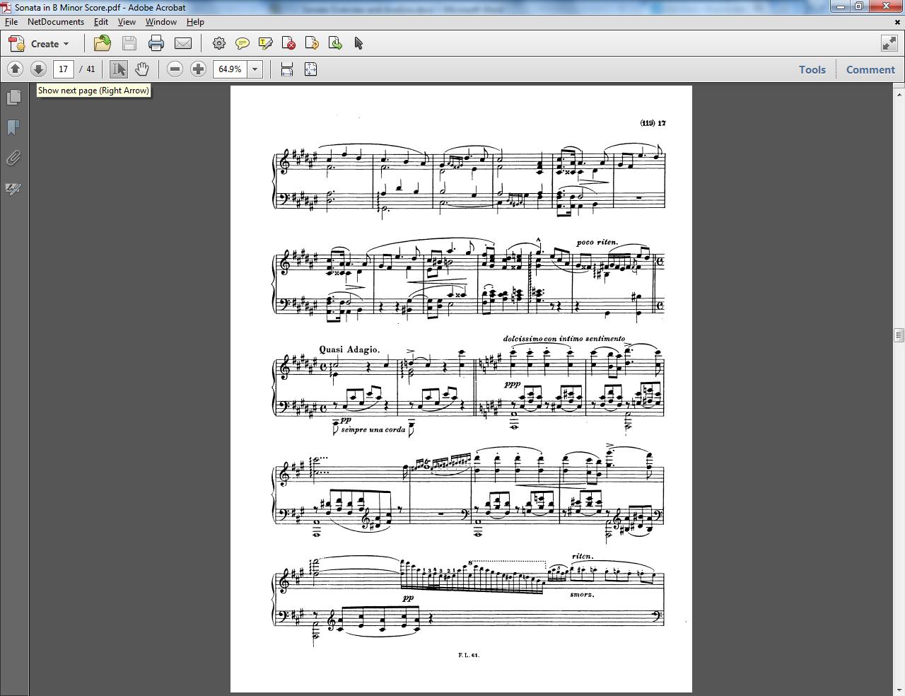 an analysis of liszt sonata La sonata para piano en si menor, s178, es una composición musical para piano solo escrita por franz lisztestá considerada como una de las más grandes piezas para piano y también como una de las más difíciles.