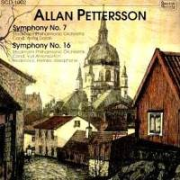 Who was Allan Pettersson?