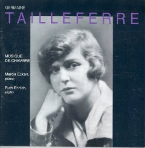 Germaine Tailleferre2