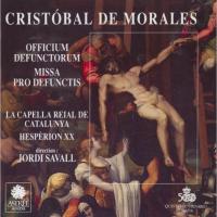 """Cristóbal de Morales : """"Officium Defunctorum""""- Jordi Savall"""