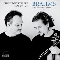 Brahms violin sonatas receive fine performances in new recording : Tetzlaff & Vogt