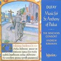 Dufay's Missa de Sancti Anthonii de Padua
