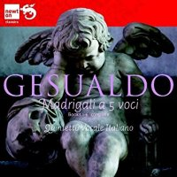 Gesualdo da Venosa : the music, not the life