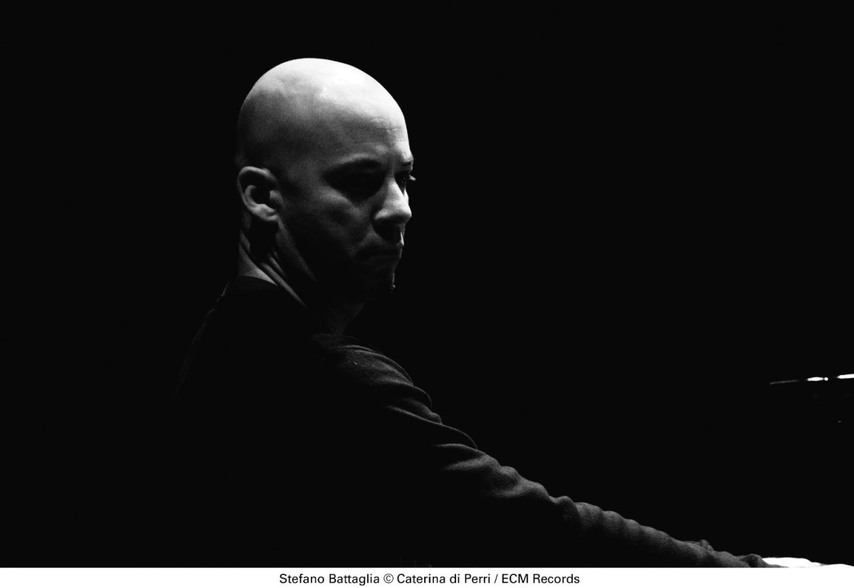 Stefano Battaglia Trio : Interprets Alec Wilder