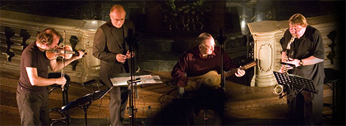 John Potter and The Dowland Project