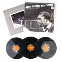 """""""A Love Supreme, The Complete Masters,"""" Coltrane's classic, now in a 3CD expanded release is a revelatory experience"""